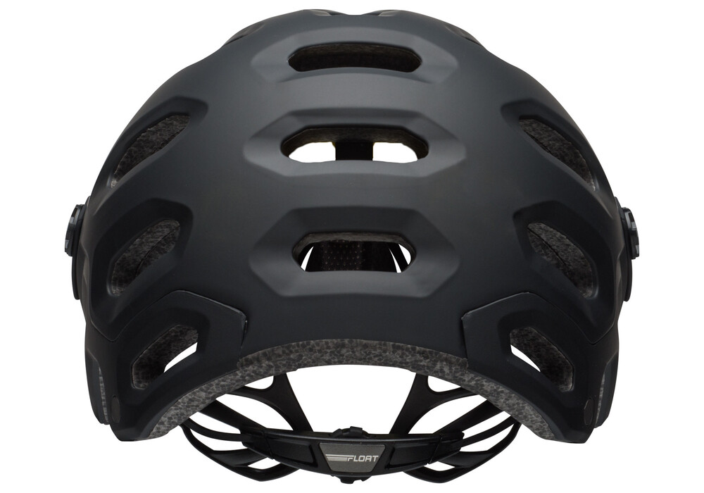 bell super 3 mtb helmet matte black white online kaufen. Black Bedroom Furniture Sets. Home Design Ideas